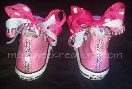Doc Mcstuffins Inspired Converse