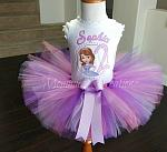 Sofia the 1st Tutu Set
