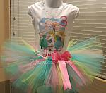 Frozen Fever Tutu Set
