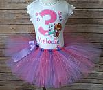 Skye & Everest Tutu Set, Paw Patrol Tutu Set